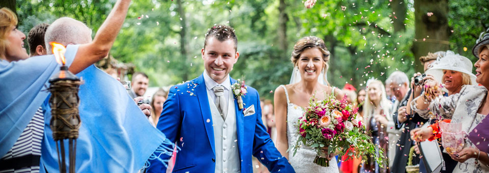 Enchanting Woodland Weddings