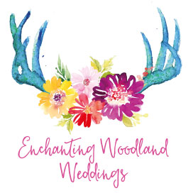 Enchanting Woodland Weddings Logo