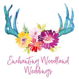 Enchanting Woodland Weddings Logo